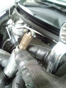 ダイハツムーブコンテのエンジン不調原因