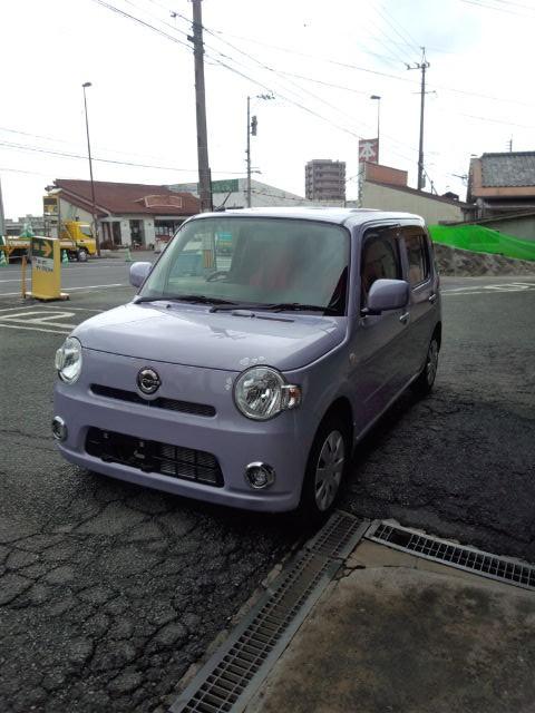 ミラ ココア 新車