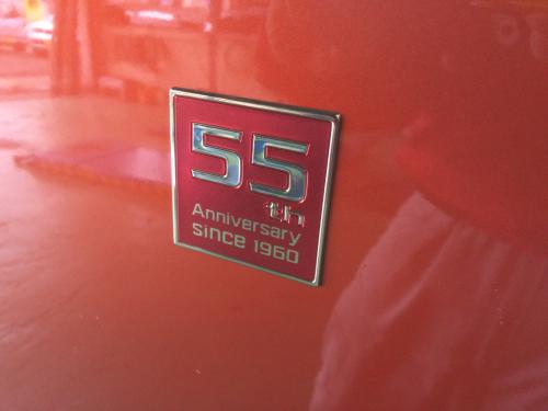 55周年モデル